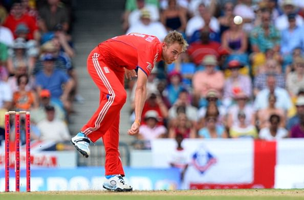 West Indies vs England 2014: Stuart Broad fitness concern before World T20