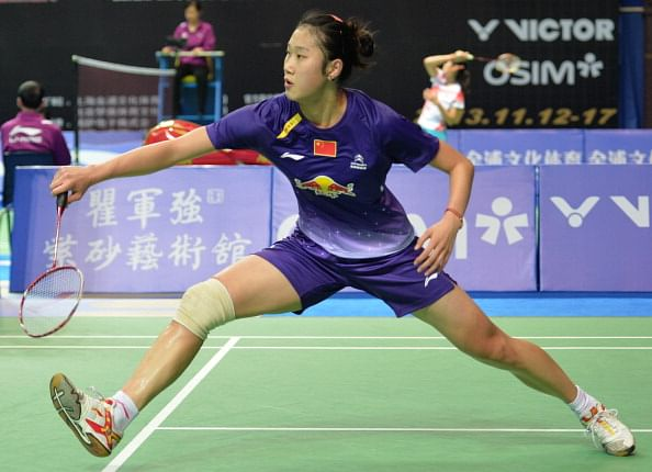 Sun Yu edges past Sindhu to reach the Swiss Open final