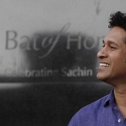 Sachin Tendulkar draws inspiration from visually impaired children