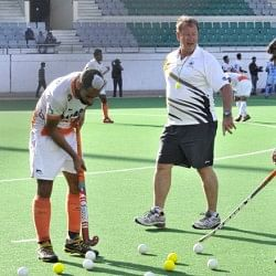 Indian Hockey coach Terry Walsh experiments with fresh techniques in national camp