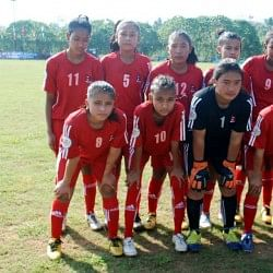 Nepal lifts AFC U-14 Girls South and Central championship