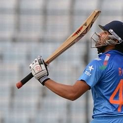 Rohit Sharma becomes the leading run-scorer for India in ICC World Twenty20