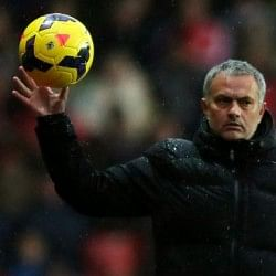 I don't understand why we don't play Tottenham on Sunday, says Jose Mourinho