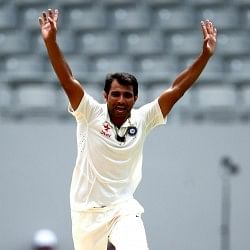 I tend to get lazy when I take rest: Mohammed Shami