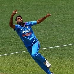 Bhuvneshwar Kumar records most economical figures in T20 international cricket