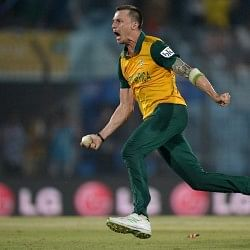 Stats: Dale Steyn first South African to take 50 wickets in T20Is