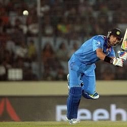 Yuvraj Singh becomes leading run-scorer for India in T20Is