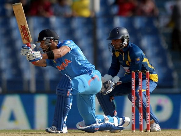 Virat Kohli completes 100 consecutive ODIs for India