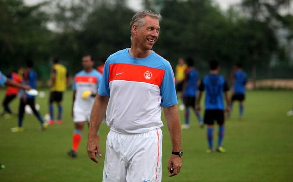 India coach Wim Koevermans left ruing missed chances; criticizes I-League schedule