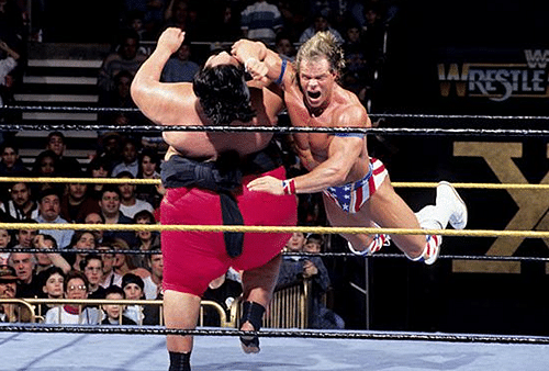 Wrestlemania x review for Farcical waste of time