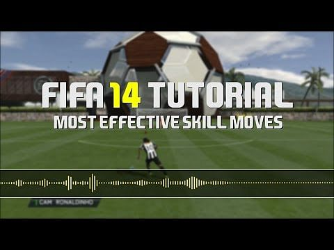 EA Sports FIFA 14 - Skill moves #1