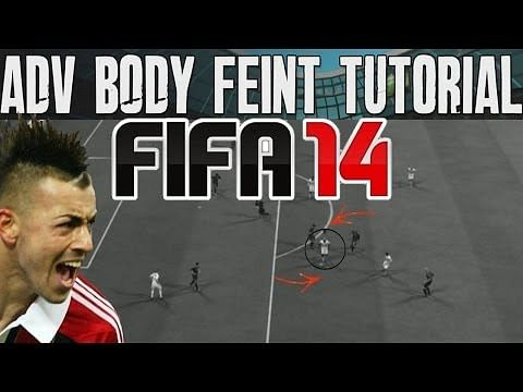EA Sports FIFA 14 - Skill moves #2