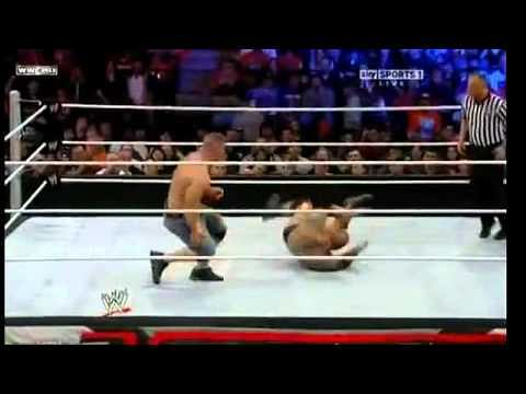Video: Top 10 moves of John Cena
