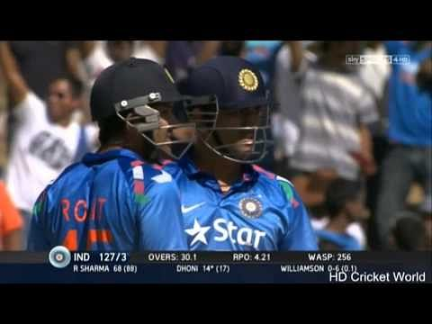Video: Monster six by MS Dhoni