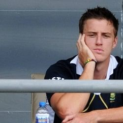 KKR's Morne Morkel reports getting approached by a 'suspicious' individual in Dubai