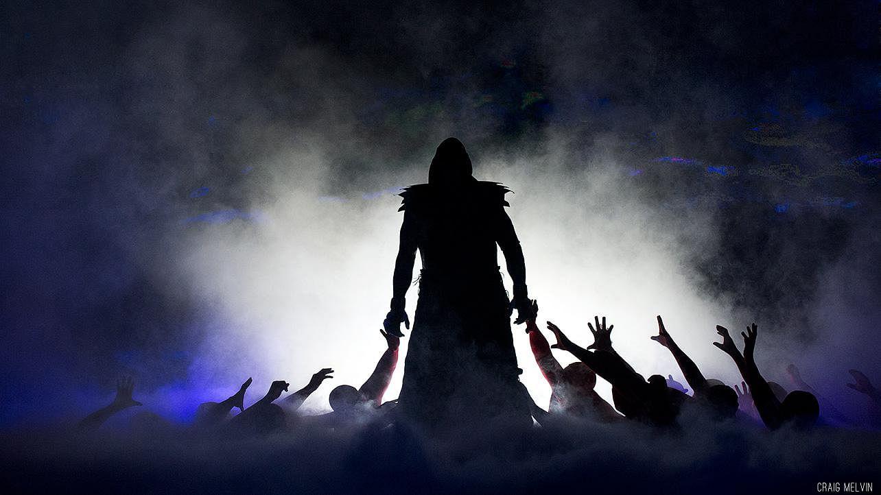Of The Undertaker S 21 0 Logo