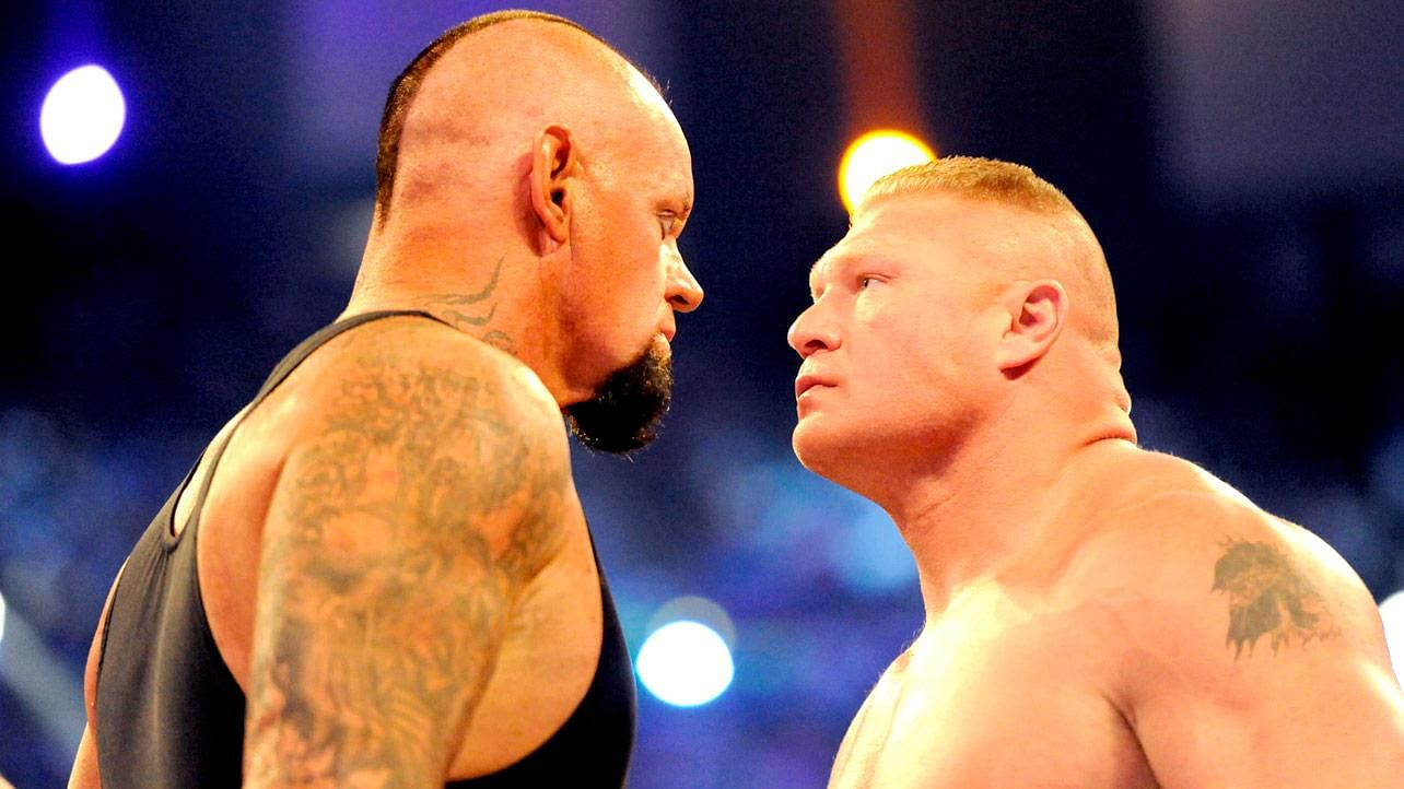 5 signs that 'the Undertaker Streak' was always coming to ...