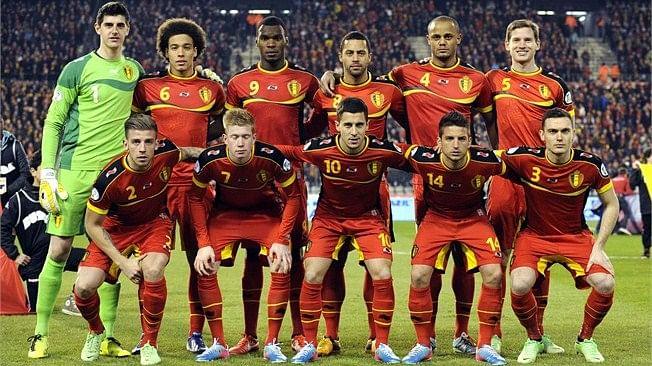 Resultado de imagem para belgium football