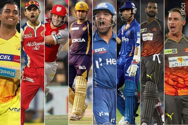 The IPL stats - Who's leading the charts? A look at the table leaders
