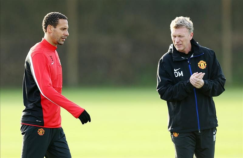 Rumour: Rio Ferdinand & Patrice Evra likely to leave Manchester United
