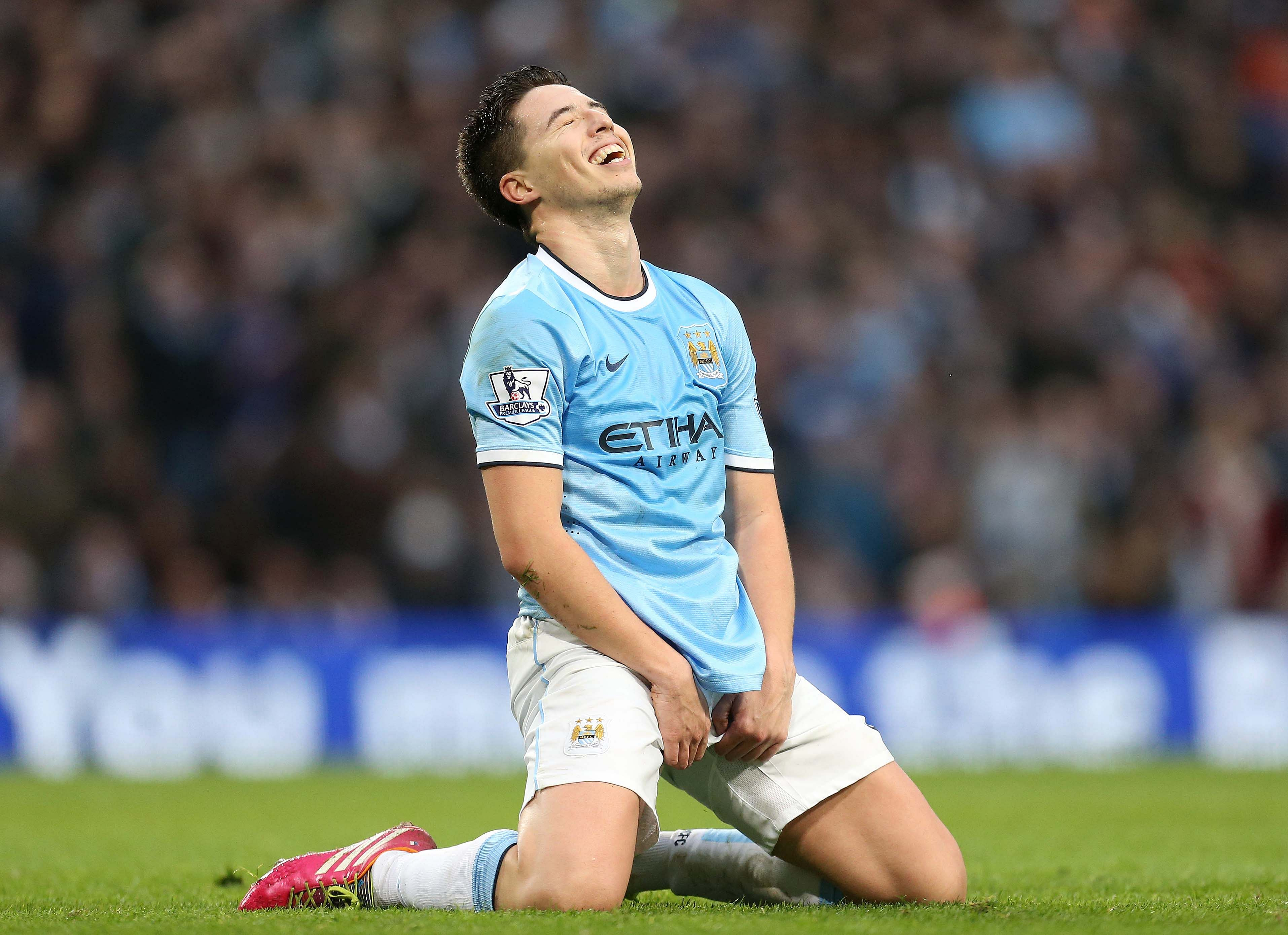 Roberto Mancini accuses Manchester City's Samir Nasri of wasting his potential