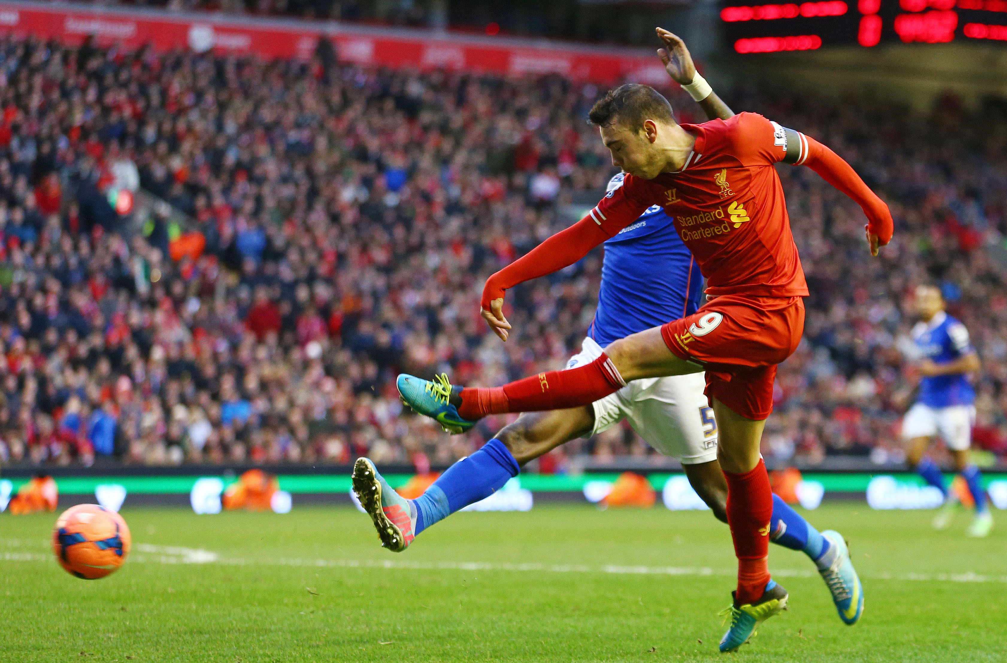 Liverpool's Iago Aspas wants Anfield stay - Agent