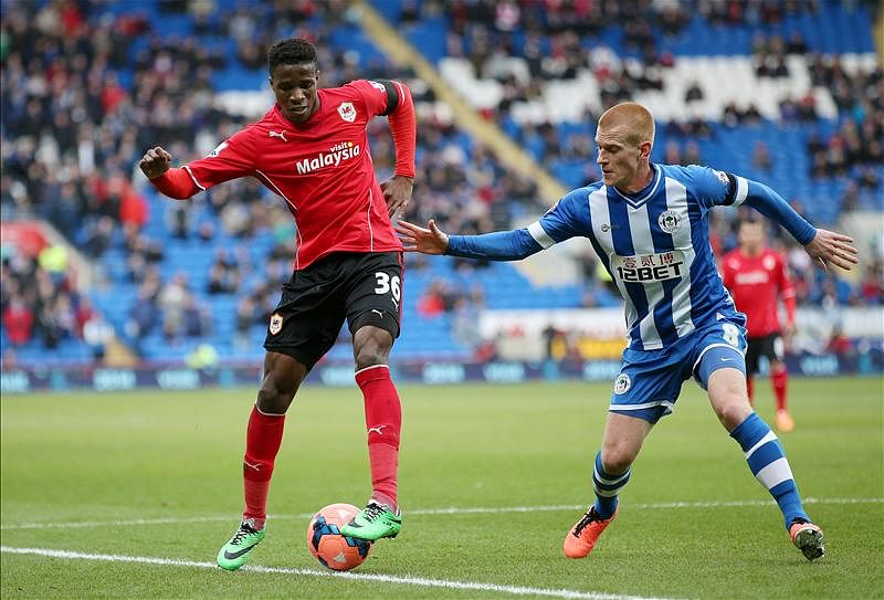 Cardiff City manager Solskjaer wants to sign Wilfried Zaha from Manchester United