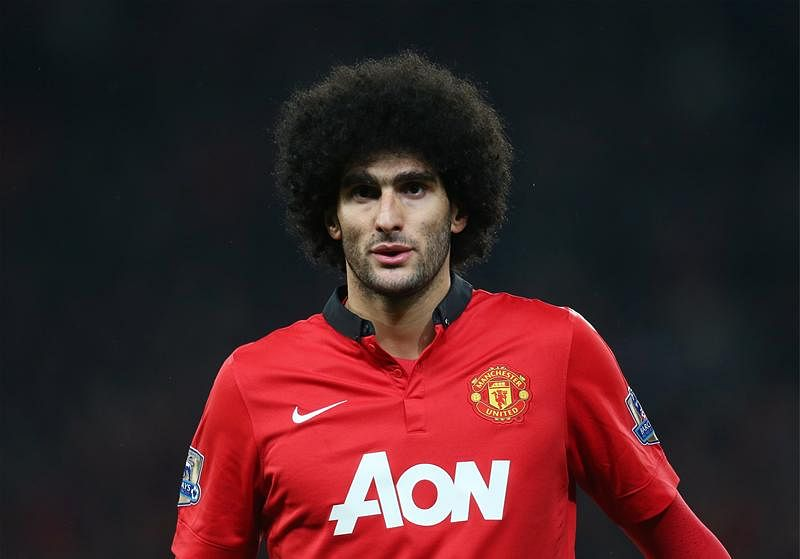 Marouane Fellaini and Wayne Rooney fit for Everton clash