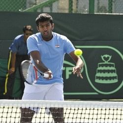 India one win away from securing a place in Davis Cup World Group play-offs