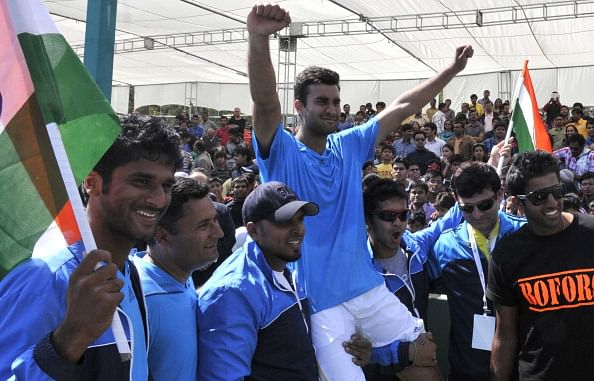 The road ahead for India's Davis Cup team as Serbia awaits in the World Group Playoffs