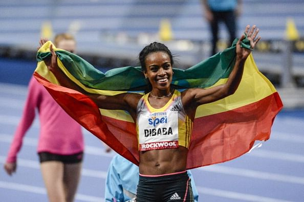 IAAF ratifies Genzebe Dibaba's 3,000m indoor record