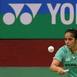 India's shuttlers face tough draw ahead at Yonex Sunrise India Open