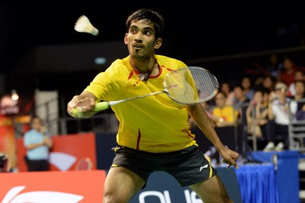 Simon Santoso upsets Lee Chong Wei to clinch Singapore Open