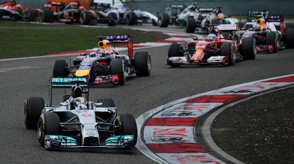 Talking points from the 2014 Chinese Grand Prix