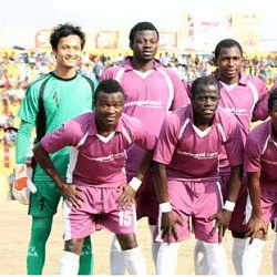 African United lift the Budha Subba Gold Cup in Nepal