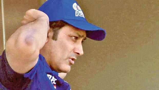 Anil Kumble imposes faith in spinners of Mumbai Indians