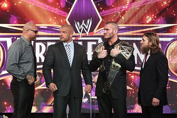 WWE WrestleMania 30 Live Results And Coverage 6th April