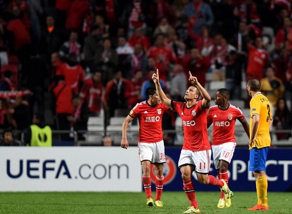 Ten-man Benfica Beat Juventus to Reach Europa League Final
