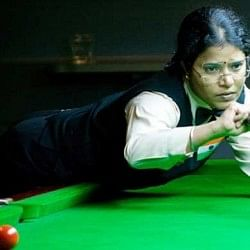India's Chitra Magimairaj claims World Snooker title in senior category