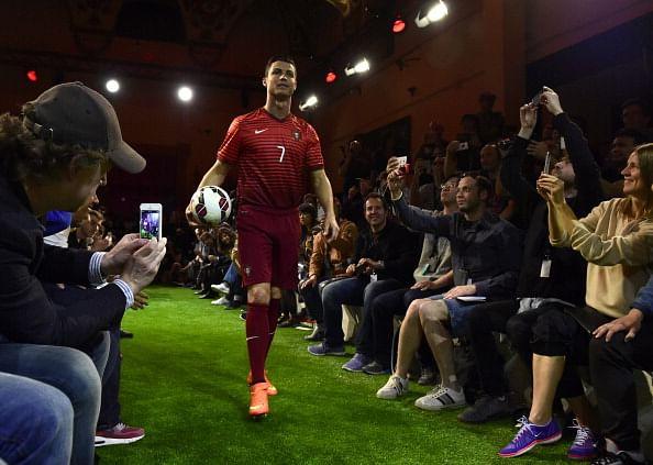 New Cristiano Ronaldo Cleats Superfly Cristiano Ronaldo Unveils New