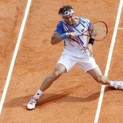 David Ferrer shocks the tennis world by defeating Rafael Nadal in Monte Carlo quarterfinal