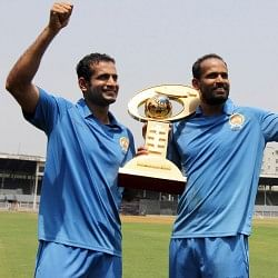 Irfan Pathan's heroics help Baroda beat Gujarat in West Zone qualifiers of Syed Mushtaq Ali Trophy