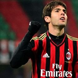 Kaka wants to stay at AC Milan