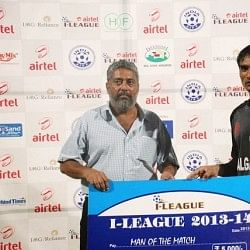 I-League 2013-14 Team of the Season