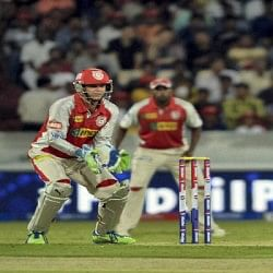 IPL 2014: Kings XI Punjab vs Sunrisers Hyderabad - KXIP seeking a hat-trick of wins