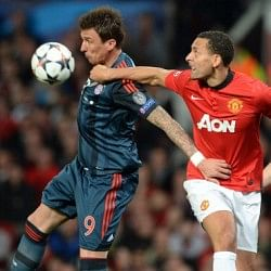 Bayern Munich players criticise Manchester United's defensive game