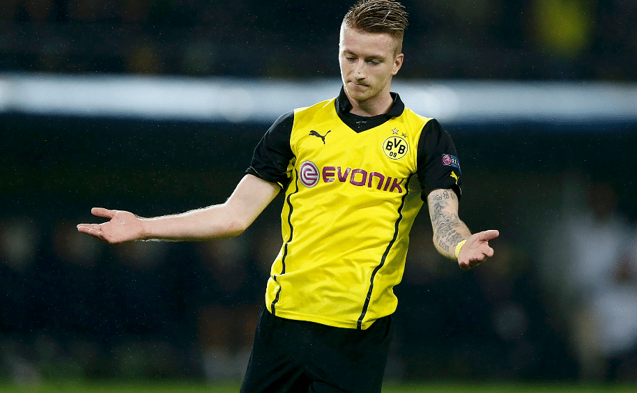 Mario Gotze claim Marco Reus has always wanted a Manchester United move