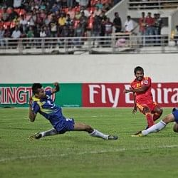 AFC Cup: Pune FC 2-5 Tampines Rovers - Red Lizards on the brink of elimination