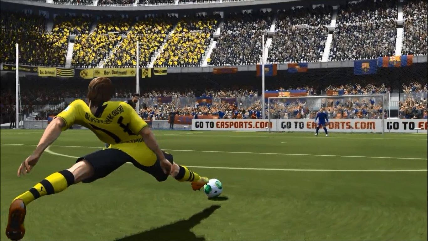 5 aspects of FIFA 14 that need improvement