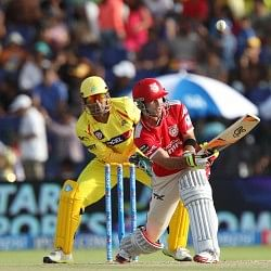 Kings XI Punjab's thrilling win over Chennai Super Kings in numbers